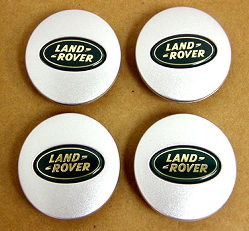 Purchase Used 2003 Land Rover Range Rover Sliver Hse 4 4l: LAND ROVER CENTER CAP LR2 SPORT FREELANDER RANGE ROVER SET