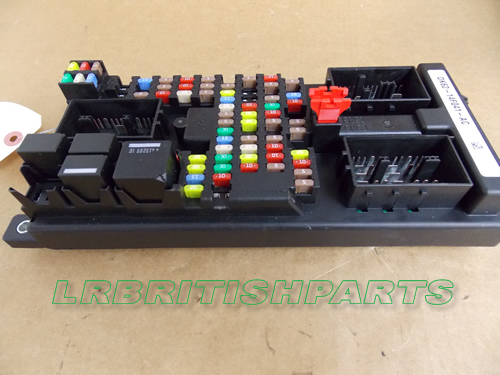 Land Rover Fuse Box Passenger Compartment Range Rover Sport 2014 Oem Lr042132