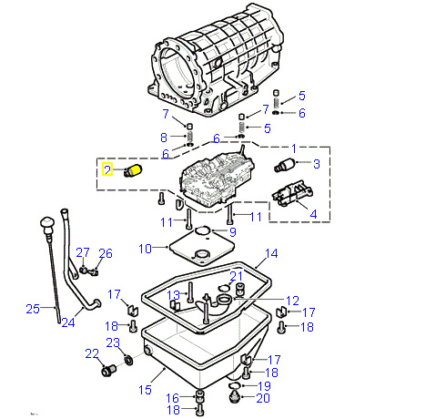 Land Rover Freelander Engine Diagram on firing sequence